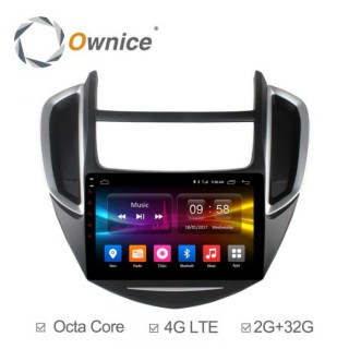 Đầu màn hình android DVD ô tô Ownice C500+ cho xe Chevrolet Cruze LTZ