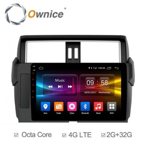 Đầu màn hình android DVD ô tô Ownice C500+ cho xe Toyota Prado