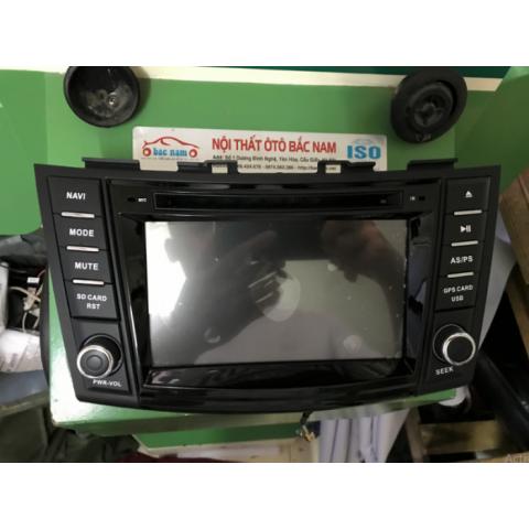 Đầu màn hình android DVD ô tô cho xe Suzuki Swift