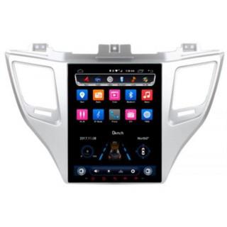 Đầu DVD Ownice C600 cho xe Hyundai Tucson