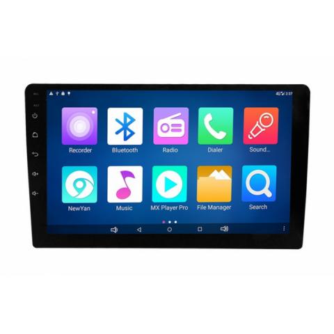 Đầu màn hình android DVD ô tô cho xe Ford Everest