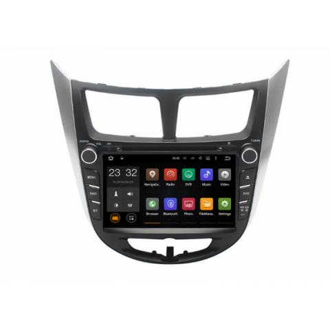 Màn hình android DVD ô tô cho xe Hyundai Accent