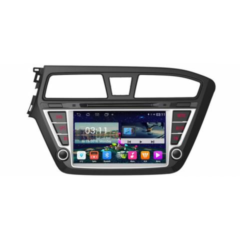 Đầu màn hình android DVD ô tô cho xe Hyundai i20