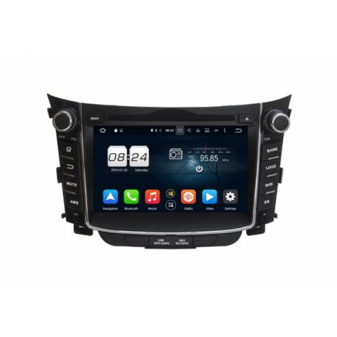 Đầu màn hình android DVD ô tô cho xe Hyundai i30