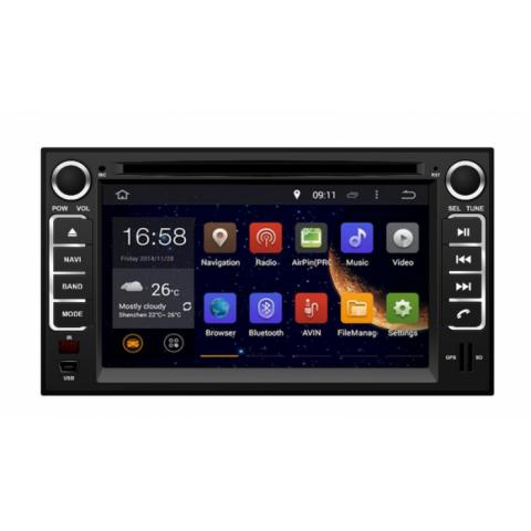 Đầu màn hình android DVD ô tô cho xe Kia Carens