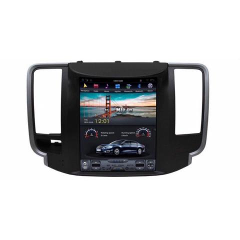 Đầu màn hình android DVD ô tô cho xe Nissan Teana
