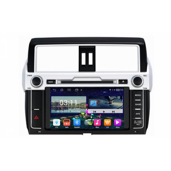 Đầu màn hình android DVD ô tô cho xe Toyota Prado