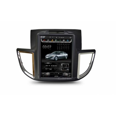 Đầu màn hình android DVD ô tô Tesla cho Honda CRV