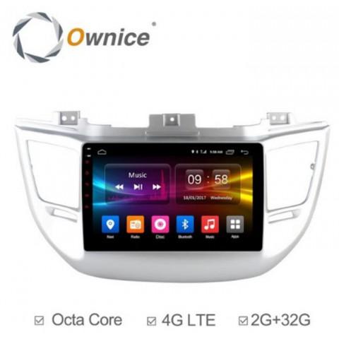 Đầu màn hình android DVD Ownice C600 cho xe Nissan Xtrail