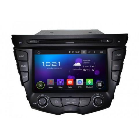 Đầu màn hình android DVD ô tô cho xe Hyundai Veloster