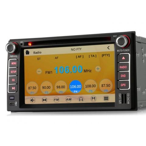 Đầu màn hình android DVD ô tô cho xe Kia Rondo