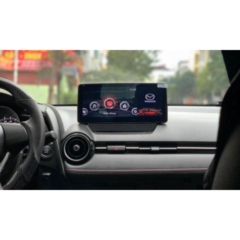 Đầu màn hình android Bravigo cho xe Mazda 3