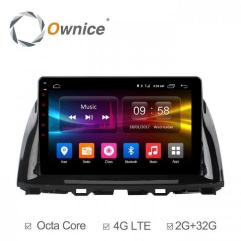 Đầu màn hình android DVD ô tô Ownice C500+ cho xe Mazda CX5