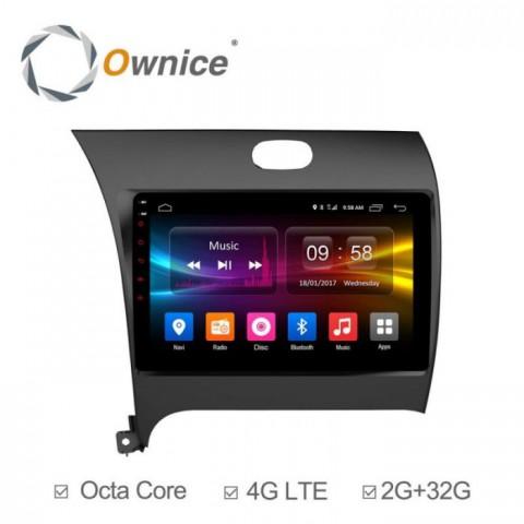 Đầu màn hình android DVD ô tô Ownice C500+ cho xe Kia K3