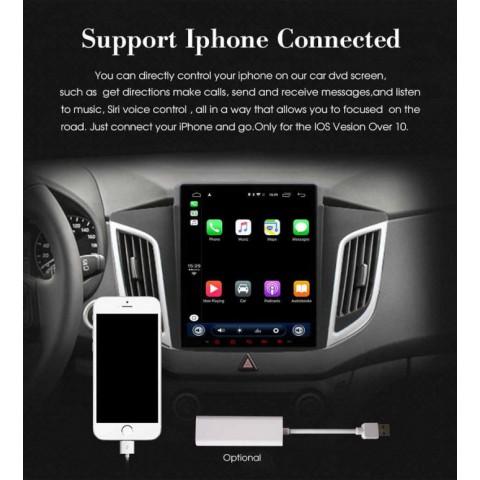 Đầu màn hình android DVD Ownice C600 cho xe Kia K3
