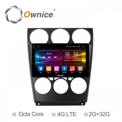 Đầu màn hình android DVD ô tô Ownice cho xe Mazda 6