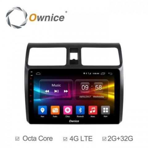 Đầu màn hình android DVD ô tô Ownice C500+ cho xe Suzuki Swift