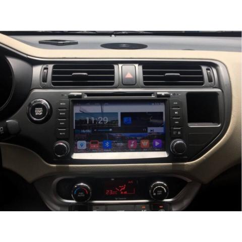 Màn hình android DVD ô tô cho xe Kia Rio