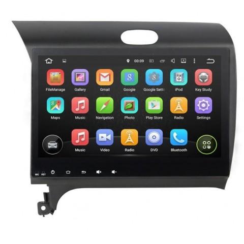 Đầu màn hình android DVD ô tô cho xe Kia K3