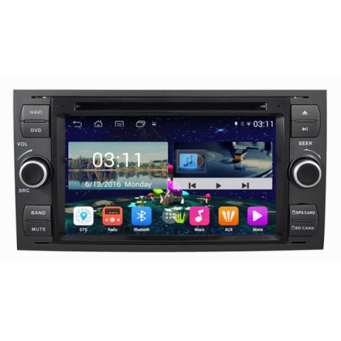 Đầu màn hình android DVD ô tô cho xe Ford Transit