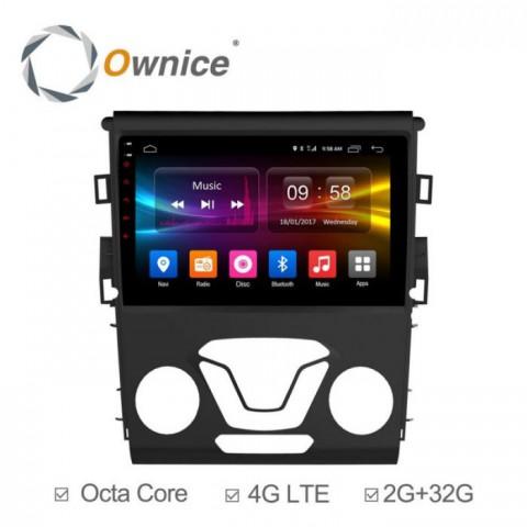 Đầu màn hình android DVD ô tô Ownice C500+ cho xe Ford Mondeo