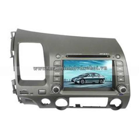 Màn hình android DVD theo xe Honda Civic 2008-2010