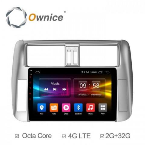 Đầu màn hình android DVD ô tô Ownice cho xe Toyota Prado