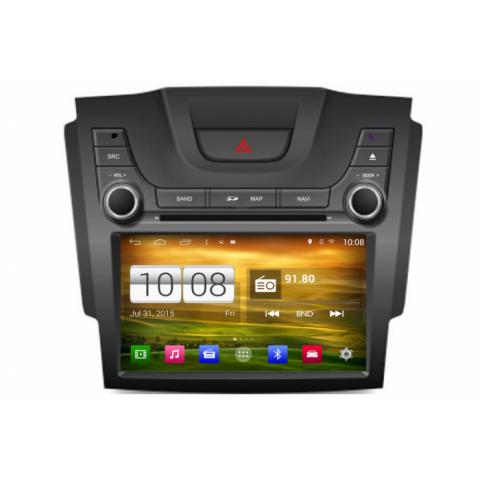 Đầu màn hình android DVD ô tô cho xe Chevrolet Colorado