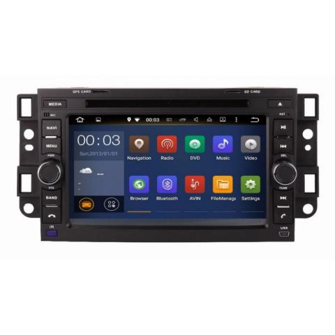 Đầu màn hình android DVD ô tô cho xe Daewoo Gentra