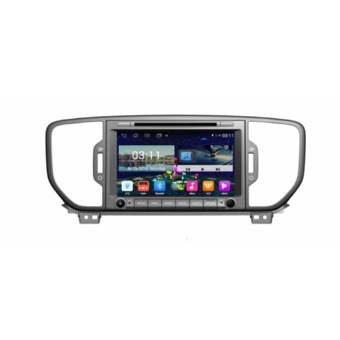 Đầu màn hình android DVD ô tô cho xe Kia Sportage