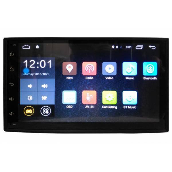 Đầu màn hình android DVD ô tô cho xe Mitsubishi Attrage