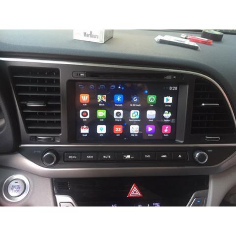 Đầu màn hình android DVD Ô tô cho xe Hyundai Elantra