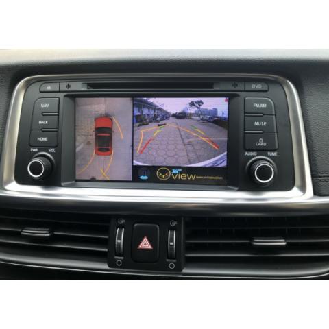 Camera 360 độ ô tô cho xe Kia Optima