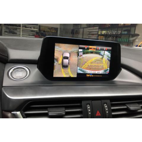 Camera 360 Owin 3D cho xe ô tô
