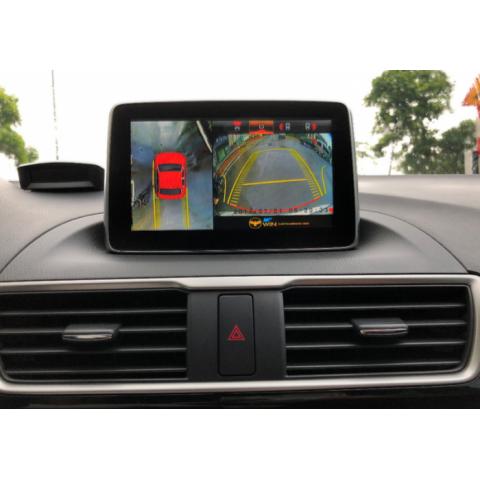 Camera 360 độ ô tô Owin 3D cho Mazda 3
