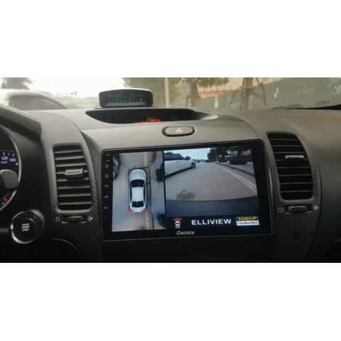 Camera 360 độ ô tô Elliview 3D