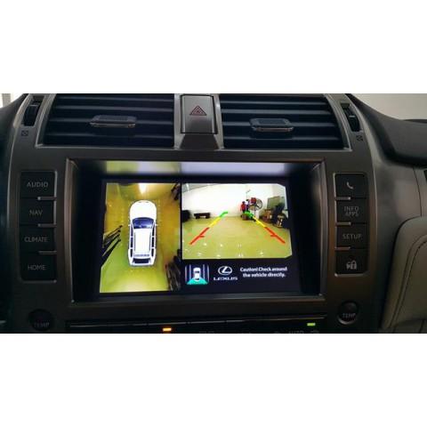 Camera 360 độ Cammsys Panorama xe Lexus GX460