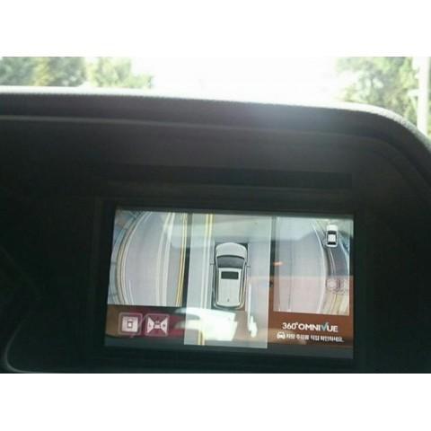 Camera 360 độ cho xe BMW X5