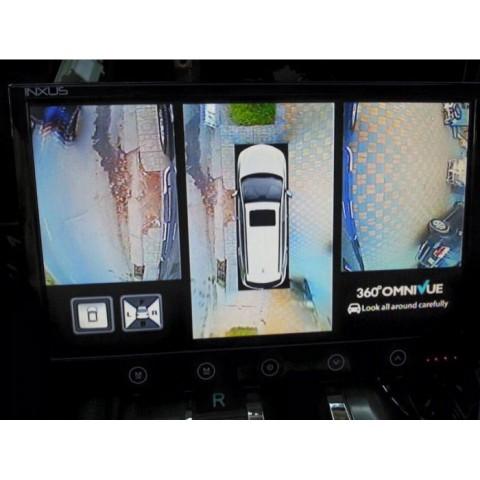 Camera 360 độ cho xe Hummer H2
