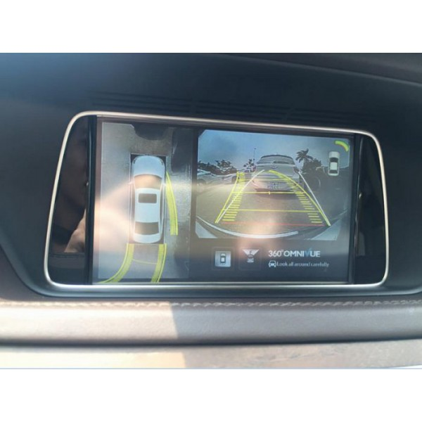 Camera 360 độ cho xe Mercedes E200