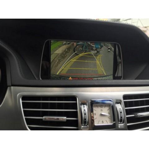 Camera 360 độ cho xe Mercedes E250