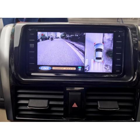 Camera 360 độ ô tô Cogamichi cao cấp giá rẻ