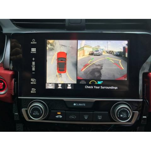 Camera 360 độ ô tô cho xe Honda Civic