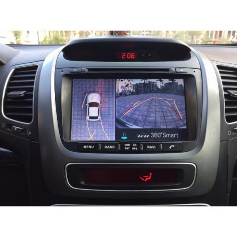 Camera 360 độ ô tô cho xe Kia Sorento