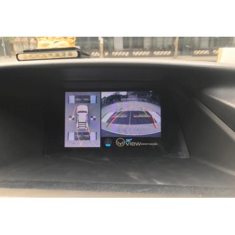 Camera 360 độ ô tô cho xe Lexus Rx 350