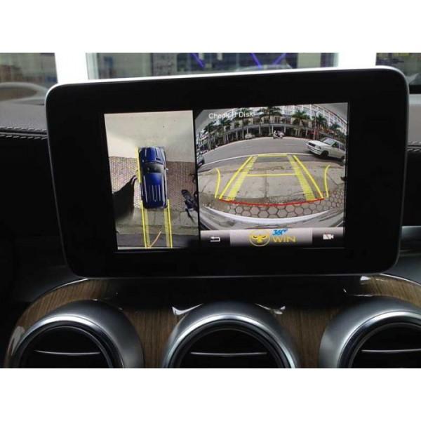 Camera 360 độ ô tô Owin cho xe Mercedes GLC300