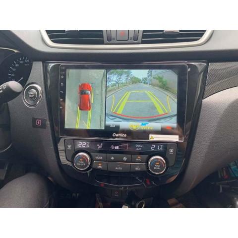 Camera 360 độ ô tô Owin cho xe Nissan Xtrail