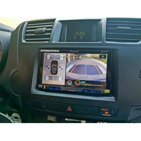 Camera 360 độ ô tô cho xe Toyota Highlander