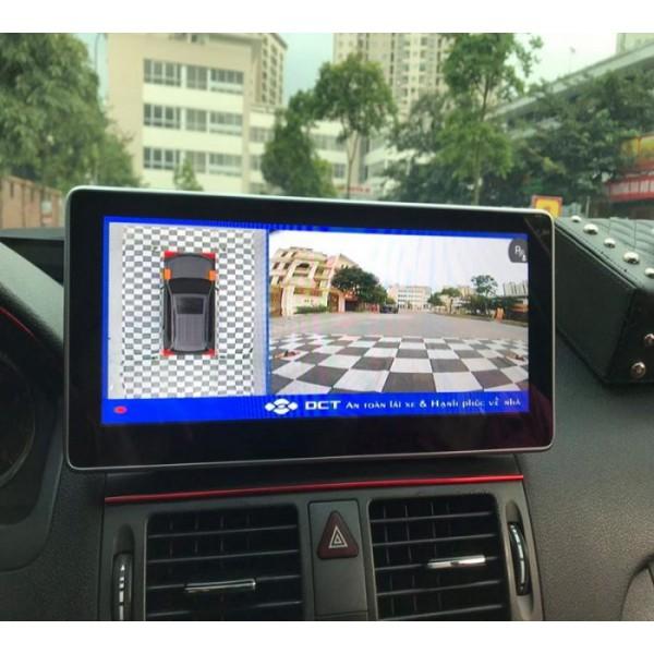 Camera 360 độ ô tô DCT bản tính năng T1