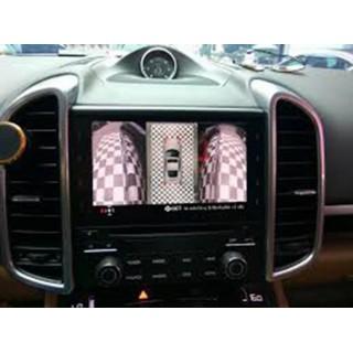 Camera 360 độ ô tô DCT bản tôn vinh T3